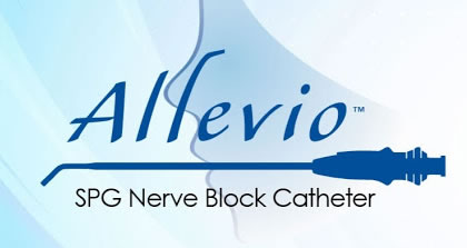 View our Allevio products